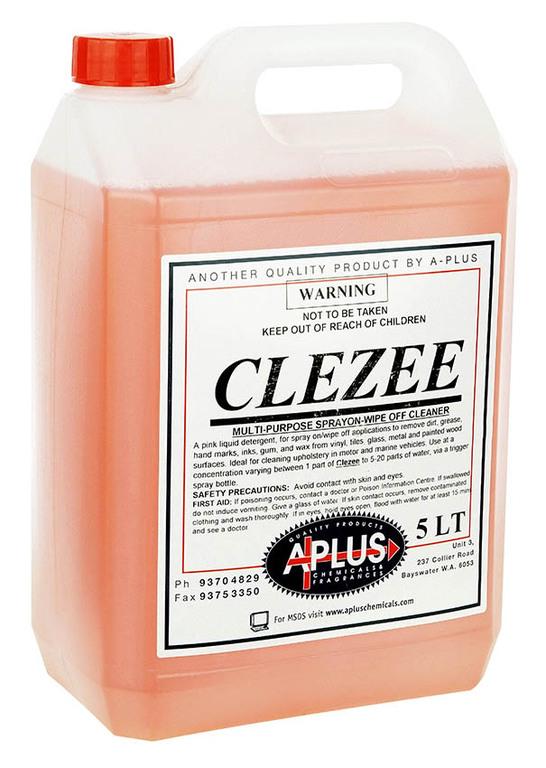Clezee A Plus Chemicals Western Australia